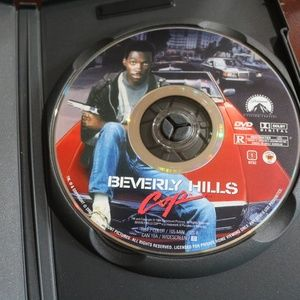 Other - Beverly Hills Cop DVD Blank Case
